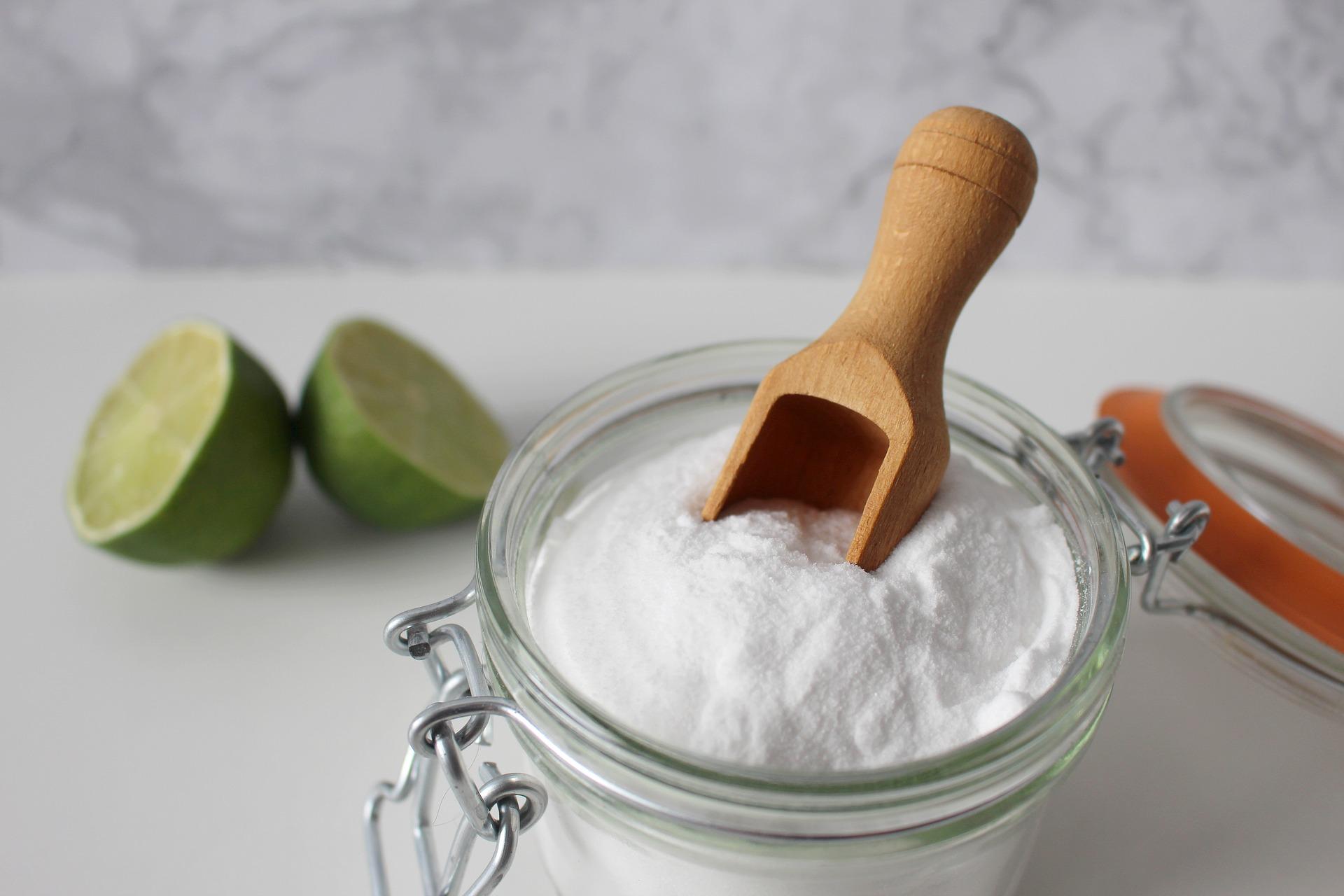 Bicarbonate de soude un basique du ménage naturel