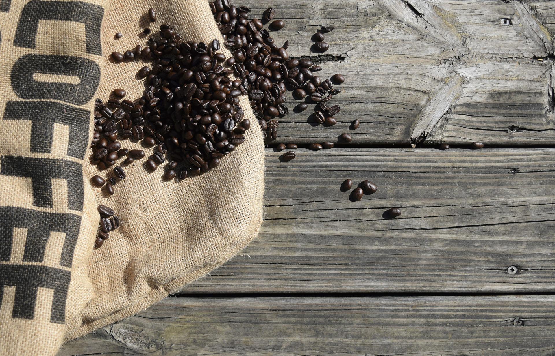 Café pour gommage naturel cosmétique maison