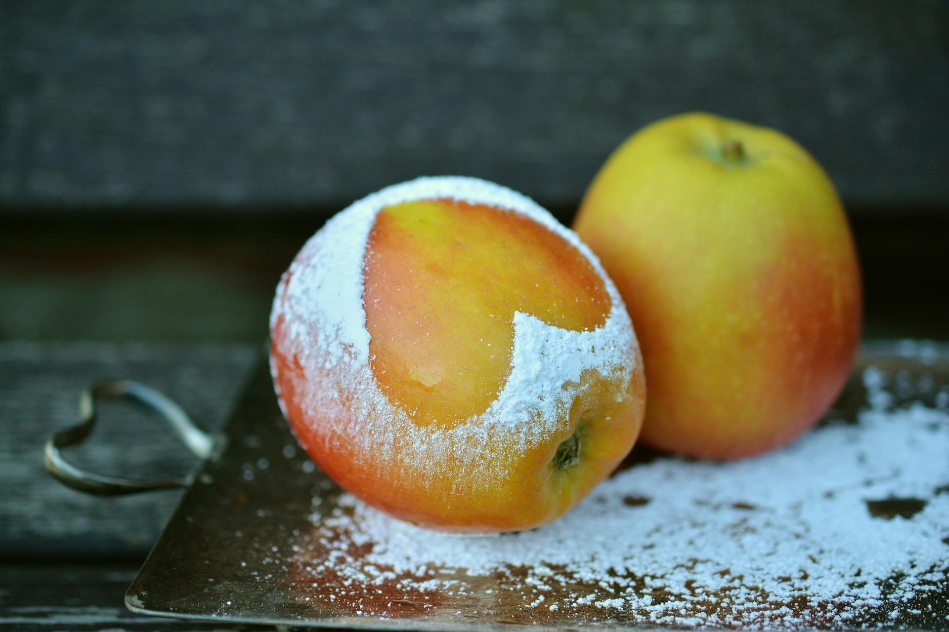 Gâteau caramélisé aux pommes cuisine maison