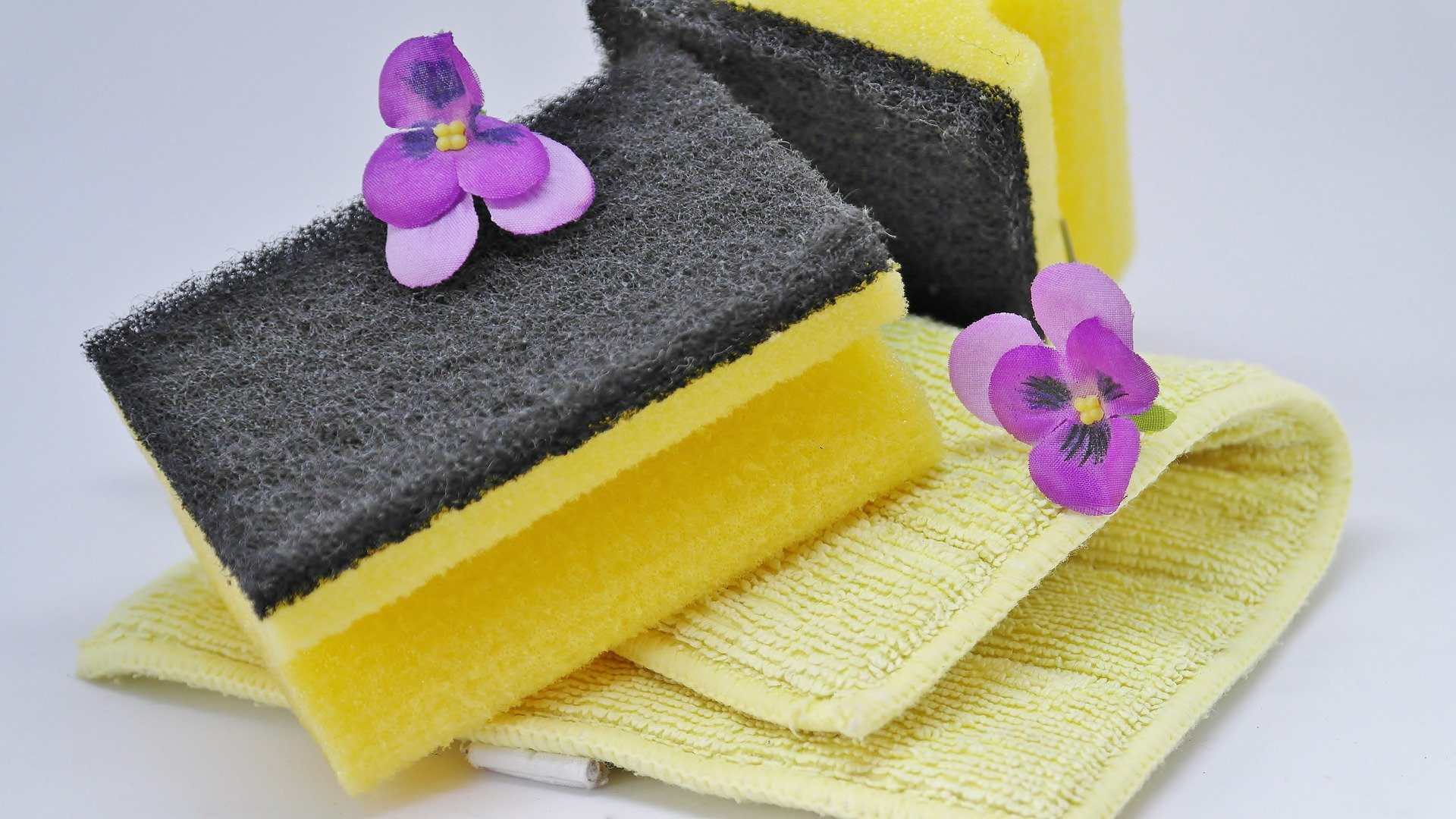 Hygiène maison ménage naturel spray désinfectant