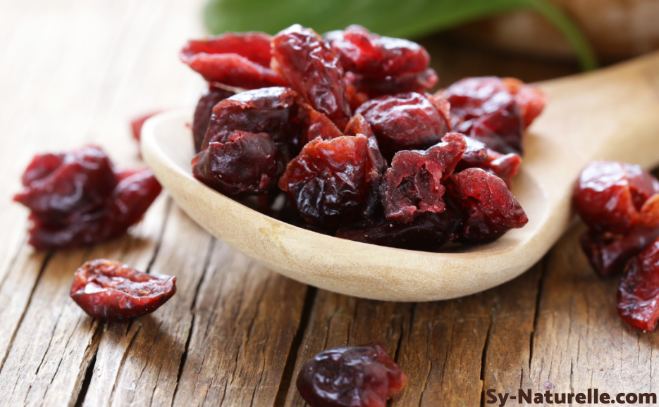 flan pomme cranberry manger sain fait maison
